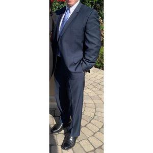 LIKE NEW Blue Alfani Men's Suit